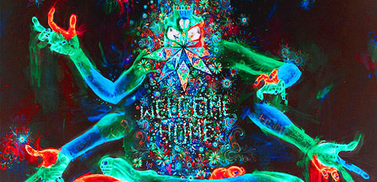 Psytrance music