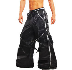 Hurricane Rave Bondage Pants