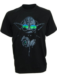 DJ Yoda men's T-shirt