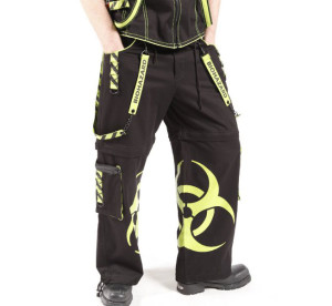 Rave Cyber Punk Trousers