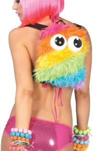 Rainbow Monster Backpack