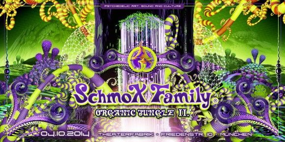SchmoXFamily – Organic Jungle Festival – Part II