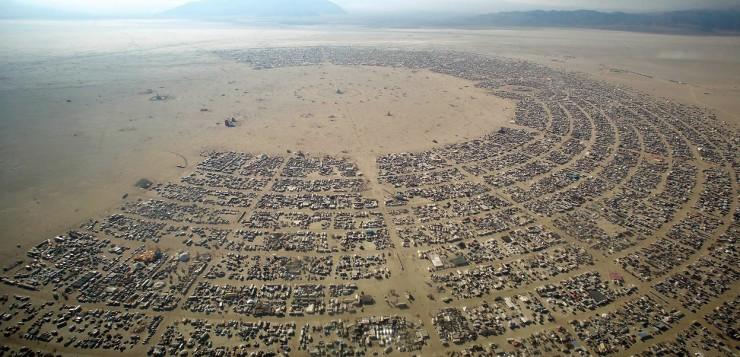 Burning Man Festival 2015 LIVE broadcast