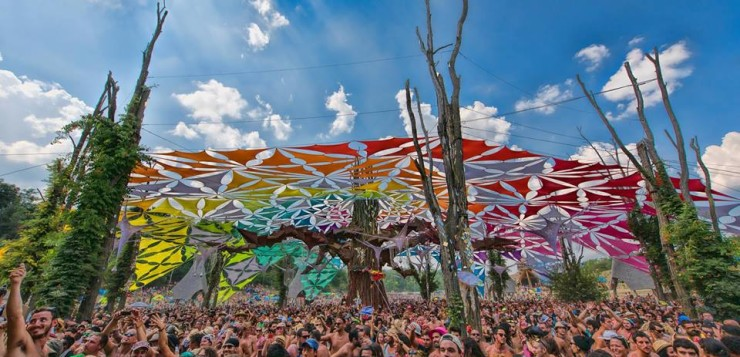 OZORA Festival 2016