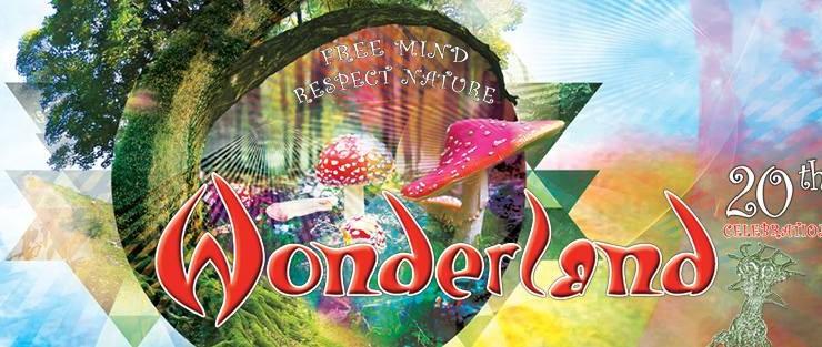 Wonderland festival 2016