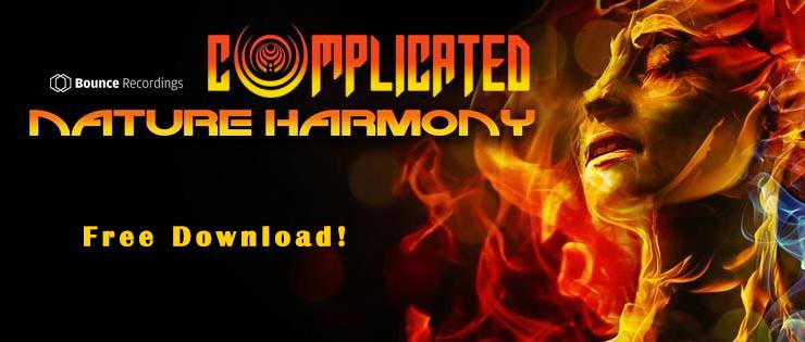 complicated-nature-harmony-psytrance-album