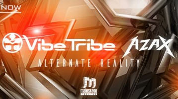 New release by Vibe Tribe and Azax - Alternate Reality