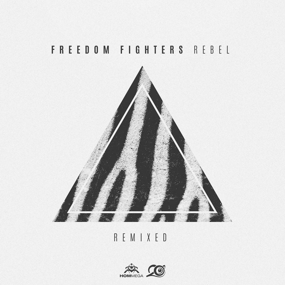 Freedom Fighters new remix album