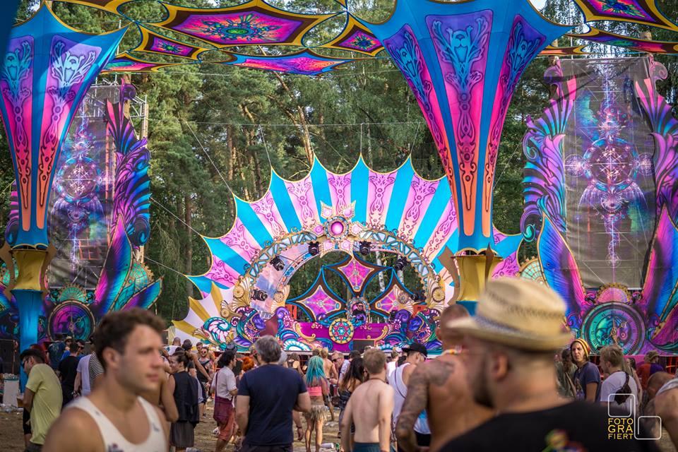 PsyTrance Festivals In Europe