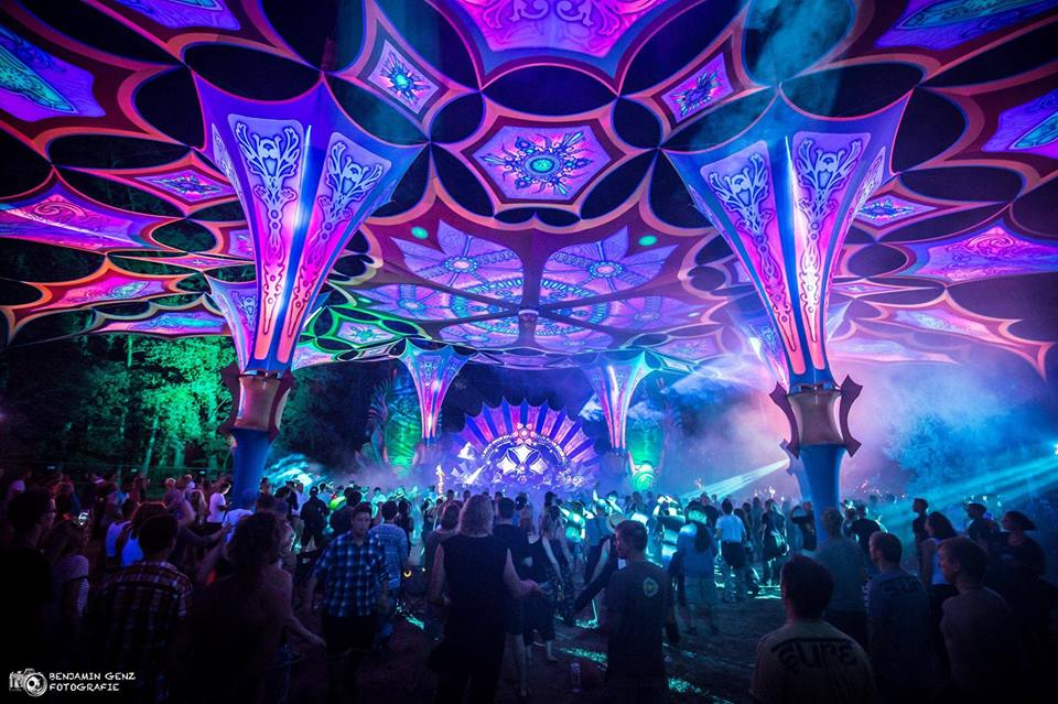 PsyTrance Festivals In The World