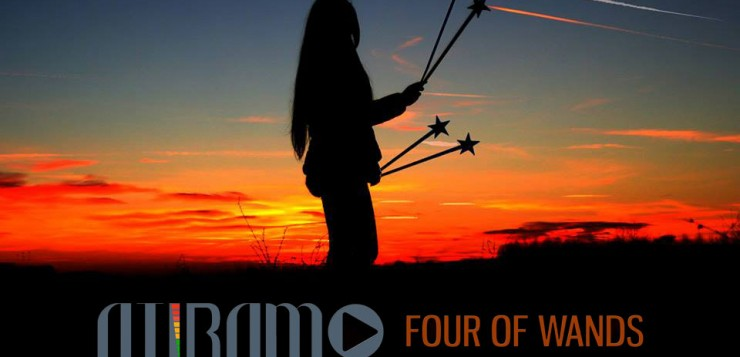 Atiramo - Four of wand