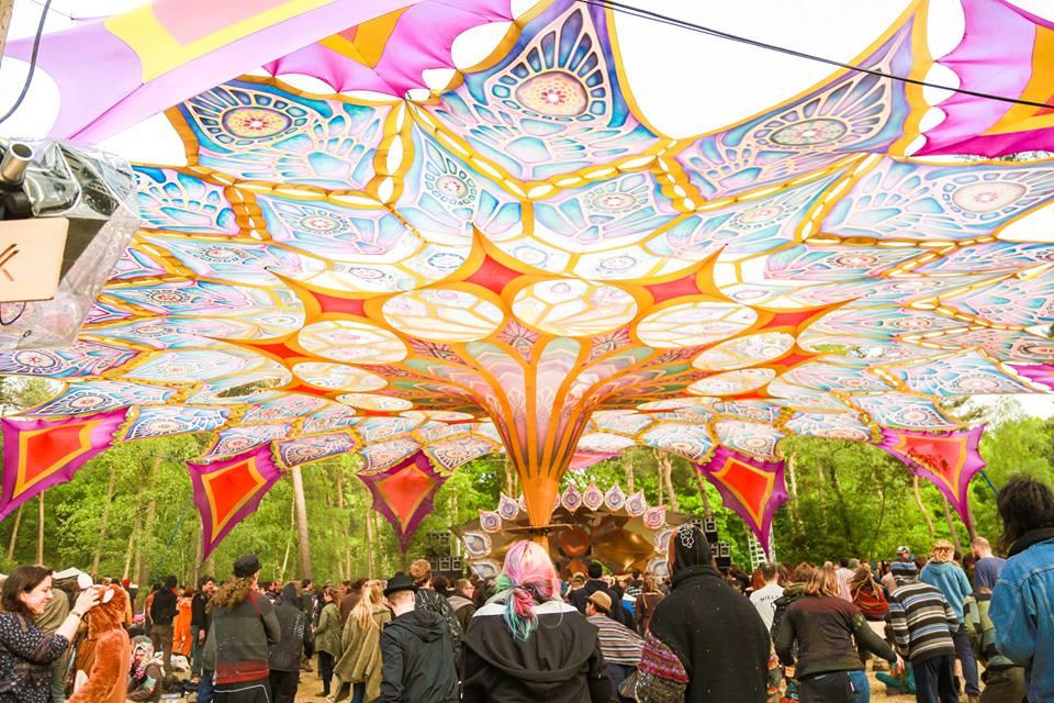 PSYTRANCE FESTIVALS IN BELGIUM in 2018