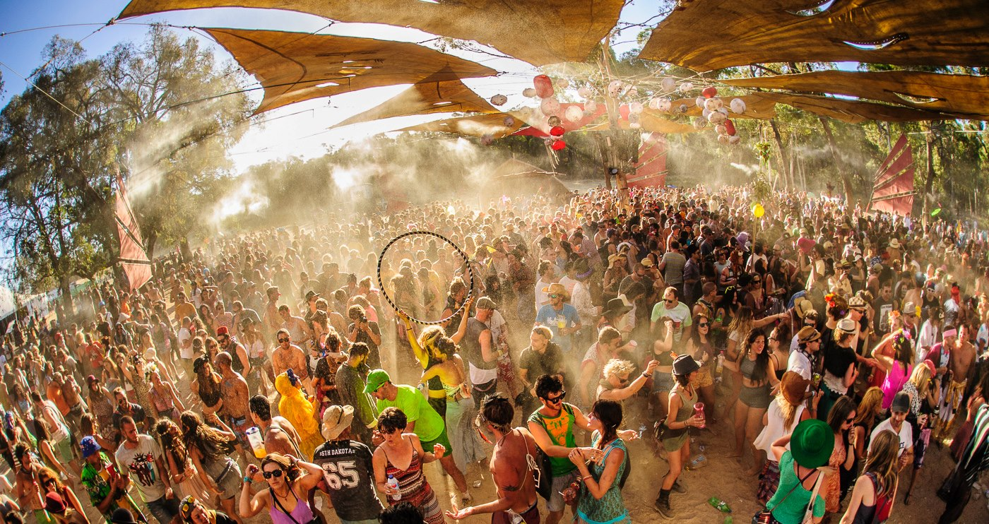 Festivals and Raves Tickets