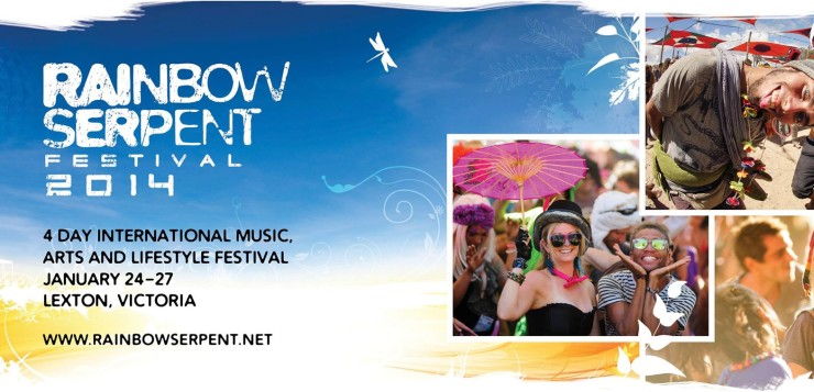 Rainbow Serpent Trance Festival