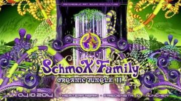 SchmoXFamily – Organic Jungle Festival – Part II