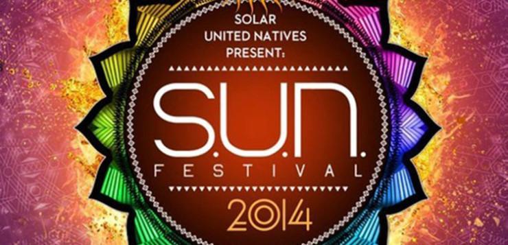 Cholo S.U.N Festival 2014 Dj Set