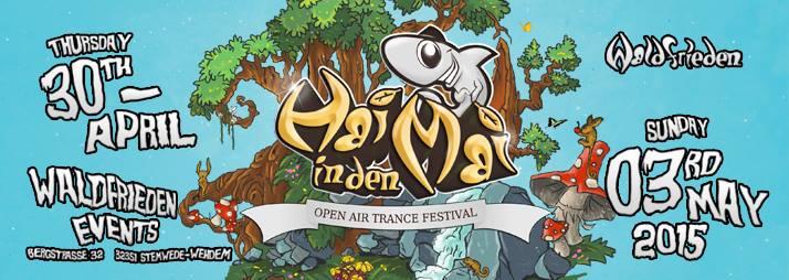 Hai in den Mai festival 2015