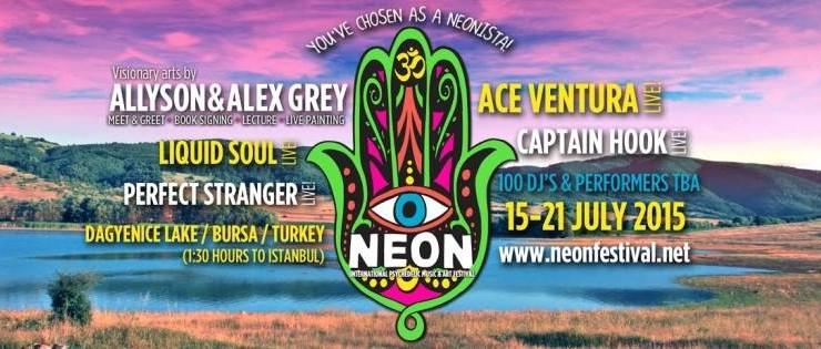 Neon Festival Turkey 2015