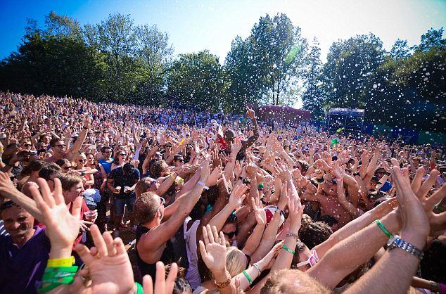 summer opening festival 2015