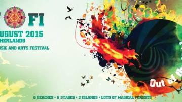 Psy-Fi festival 2015 Netherlands