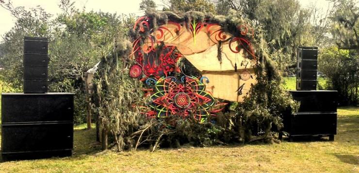 Earthdance Festival