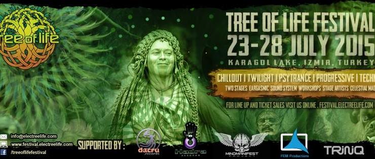 Tree Of Life Festival 2015