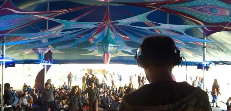 Spiky @ Antaris Festival 2015