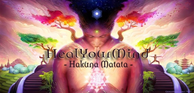 Psychill and Ambient set by Dj Zen from Heal Your Mind Festival 2015