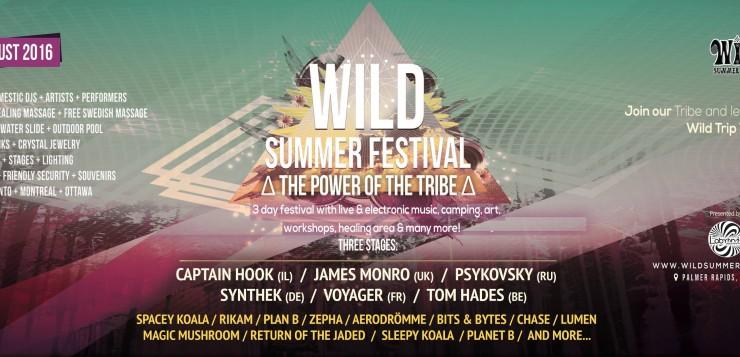 WILD Festival 2016 Canada