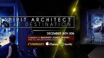 Dacru Records - Spirit Architect new album teaser EP