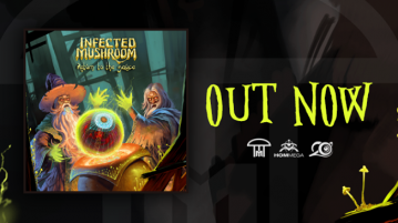 New album - Infected Mushroom - Return to the sauce